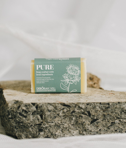 Mini Pure Soap by Deborah Neill