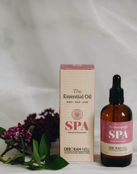 Spa - Hair Face Body Oil