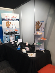 Suecos and Dian footware at the Small Animal Vets conference