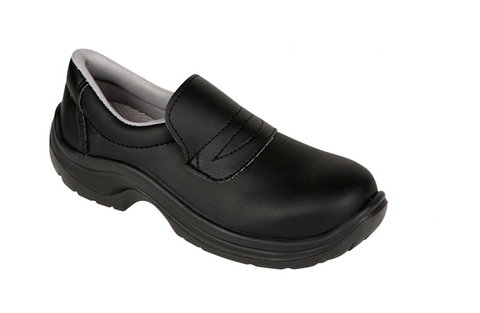 29057-S2 Safety Toe Slip On Work Shoes