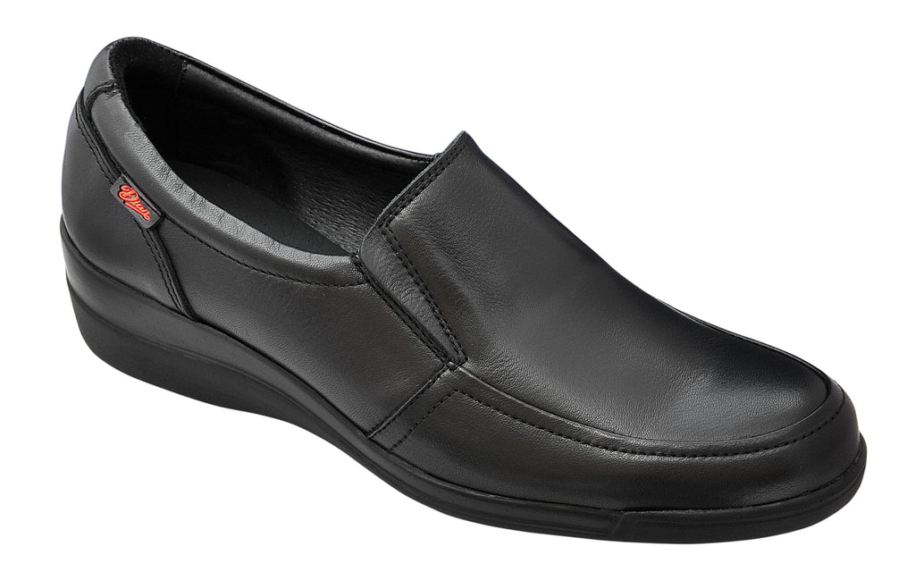 Ana leather shoes by Dian of Spain work shoes
