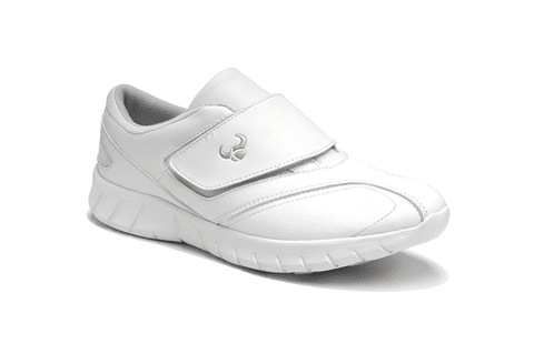 BO White Nursing Shoes