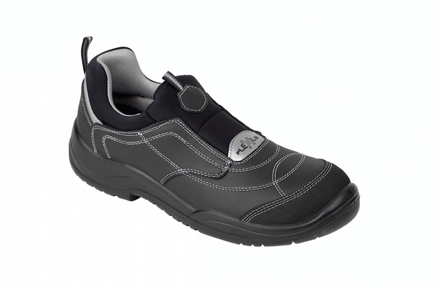 Flexile Safety Toe Slip On Work Shoes