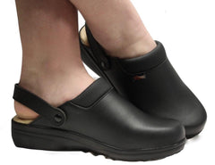 Mar Microfibre Clogs from Interaktiv Wear