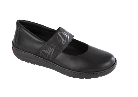Sofia Plus Slip-on Shoes with Elastic Strap