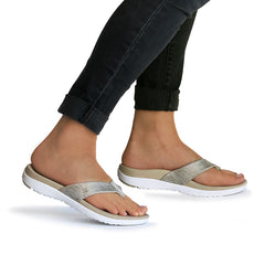 Zullaz Orthotic thongs, comfortable thongs, womens thongs, Footlogics, InterAktiv Health