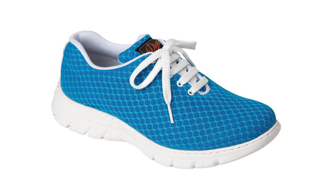 Dian Caple lifestyle footwear in Cyan