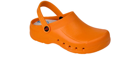 Eva Clogs Orange