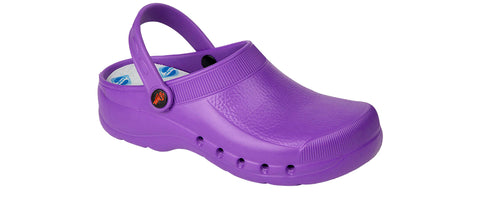 Eva Clogs Purple