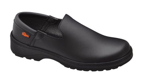 MARSELLA Microfibre Moccasin Style Slip-on Shoe