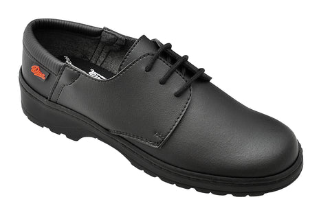 Niza Lace up Work Shoe