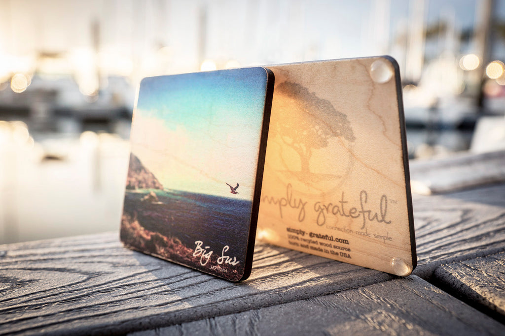 Simply Grateful Coasters