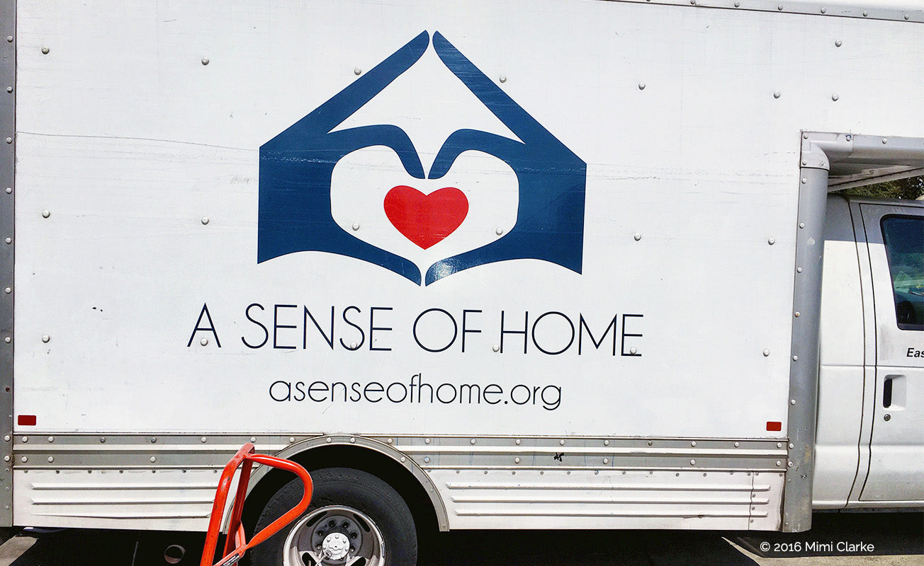 For a Cause: A Sense of Home