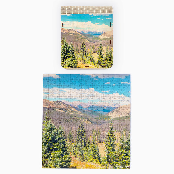 Valley Bound 250 Piece Puzzle