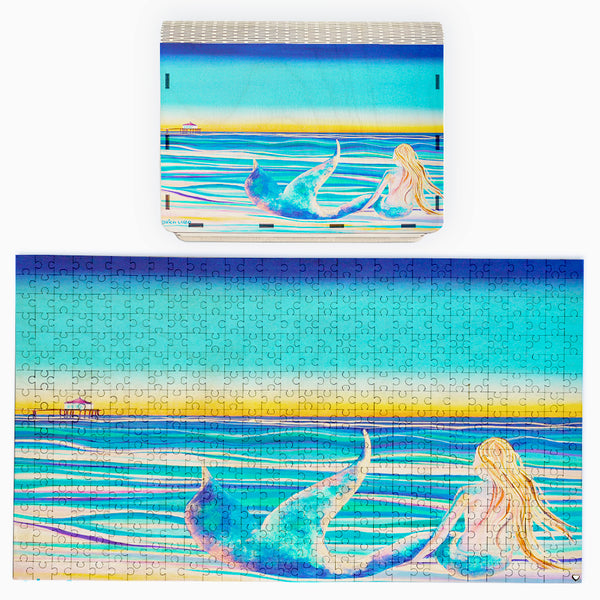 Mermaid 500 Piece Puzzle