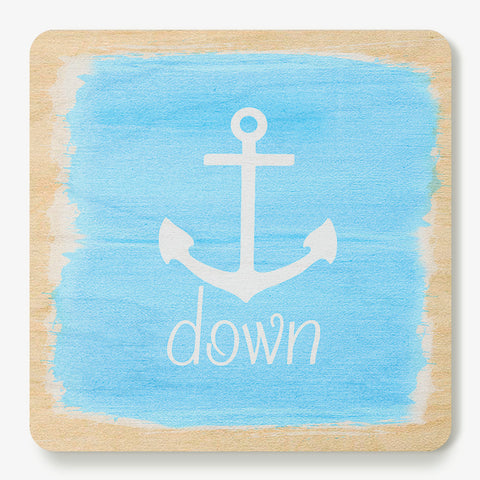 Anchor Down Coaster