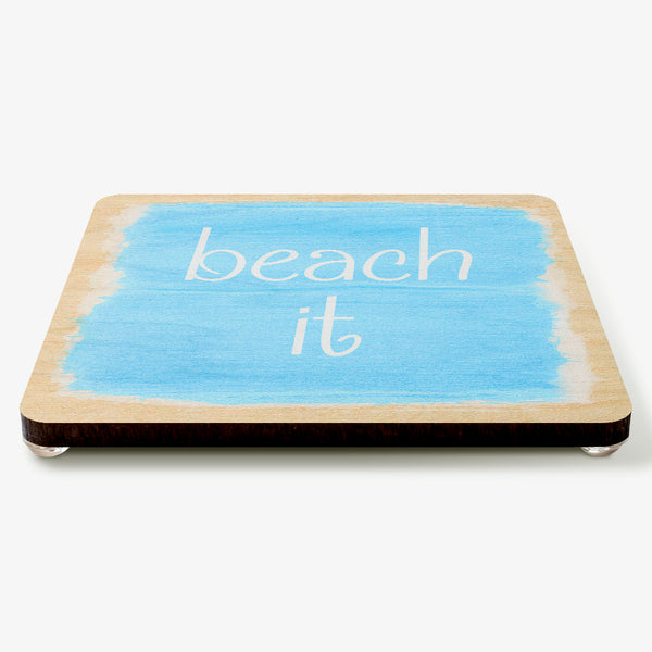 Beach It Coaster