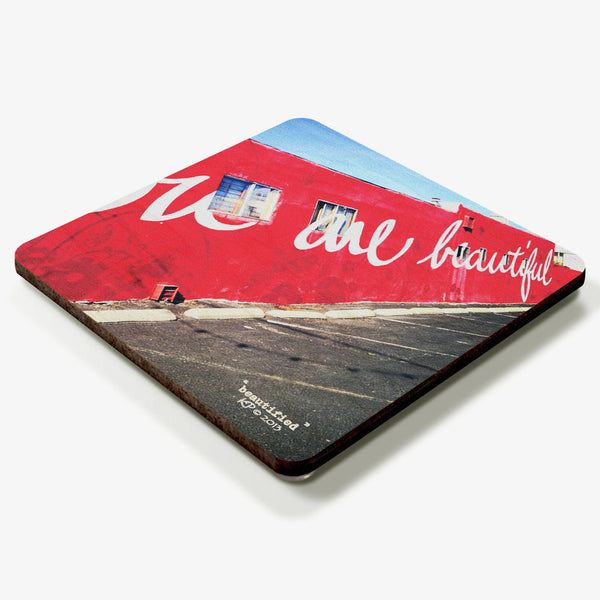 Beautified Coaster