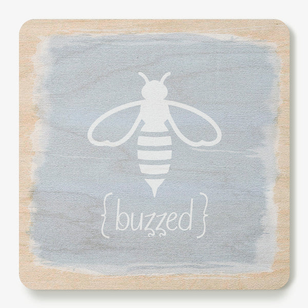 Buzzed Coaster