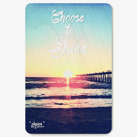 Choice Postcard