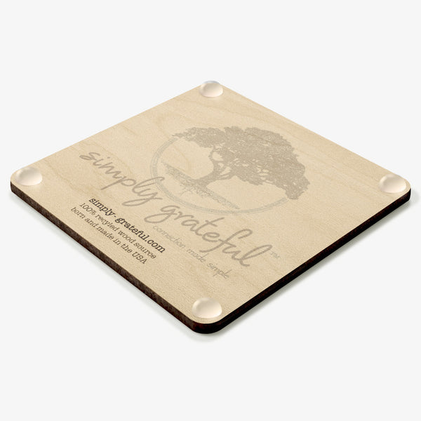 Obliqued Coaster