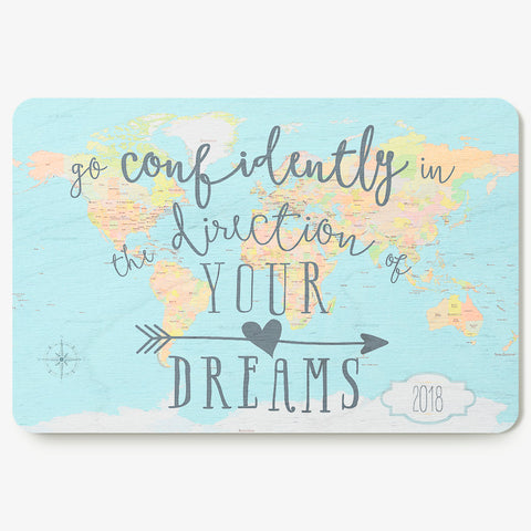 Dreams Postcard
