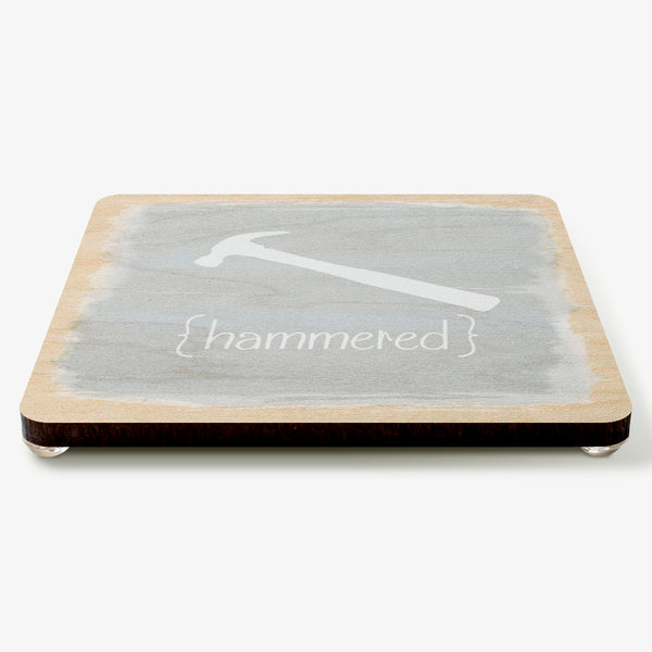 Hammered Coaster