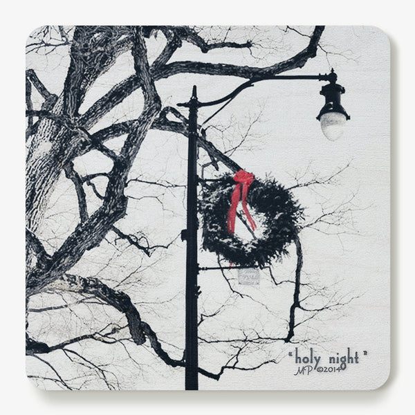 Holy Night Coaster