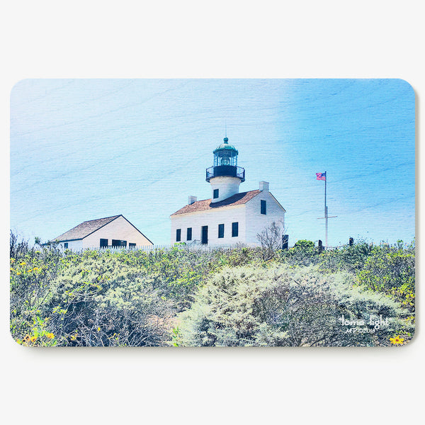 Loma Light Postcard