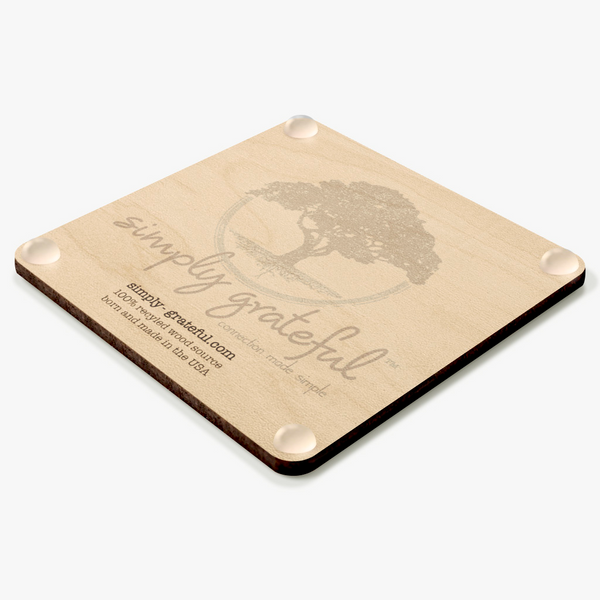 Footprints Coaster