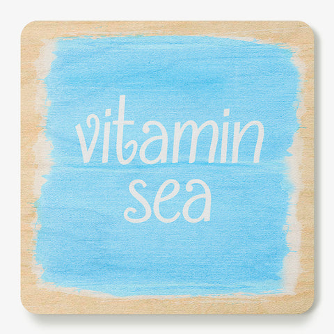 Vitamin Sea Coaster