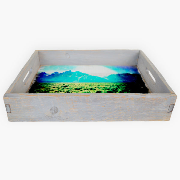 Fairyview Serving Tray