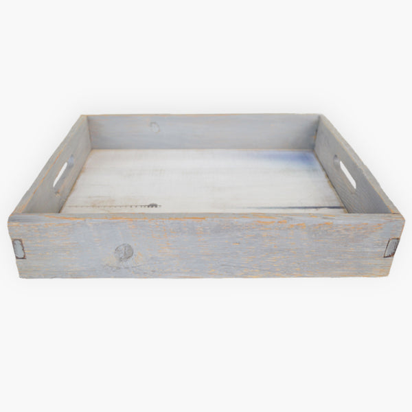 Footprints Serving Tray