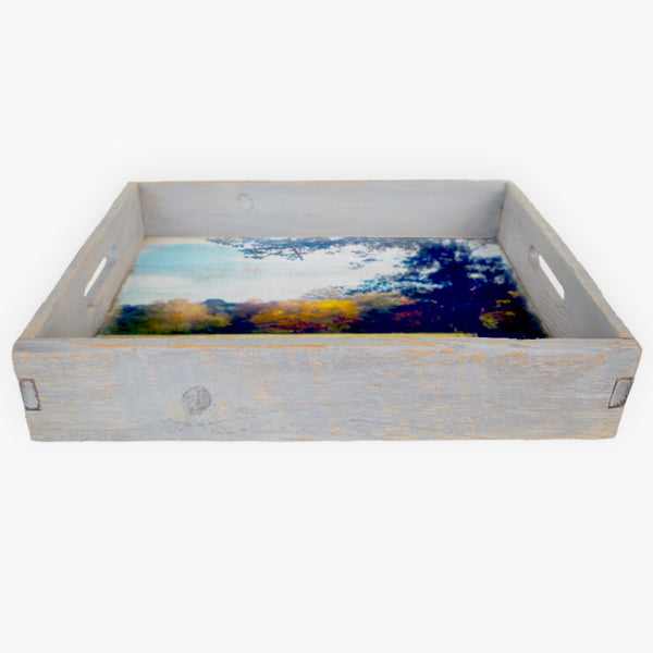 Harvest Serving Tray