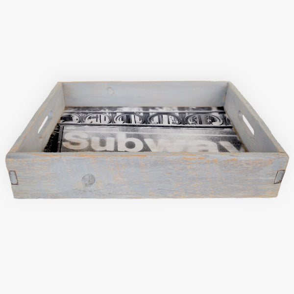 Underground Serving Tray