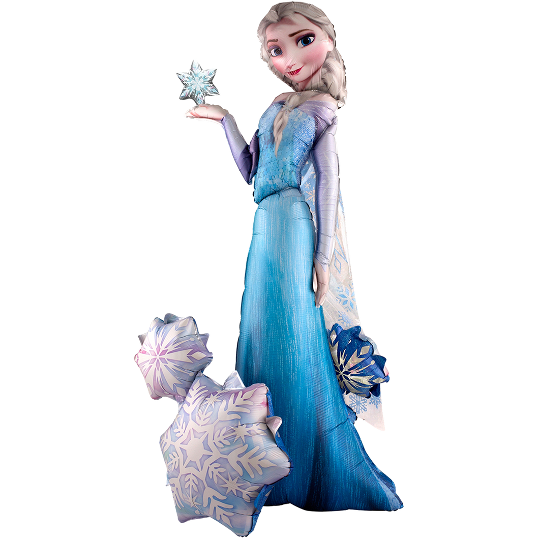 Vorschau: 1 Airwalker - Frozen Elsa the Snow Queen