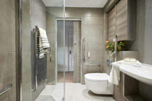 A future proofed shower room