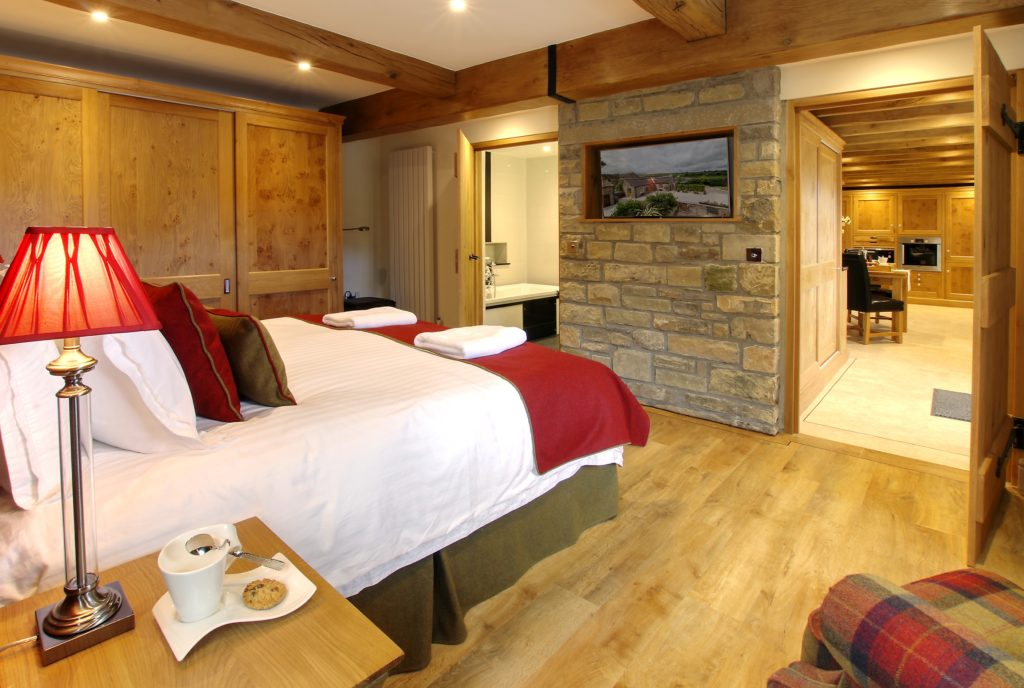 Wheelchair Friendly Accessible Bedroom