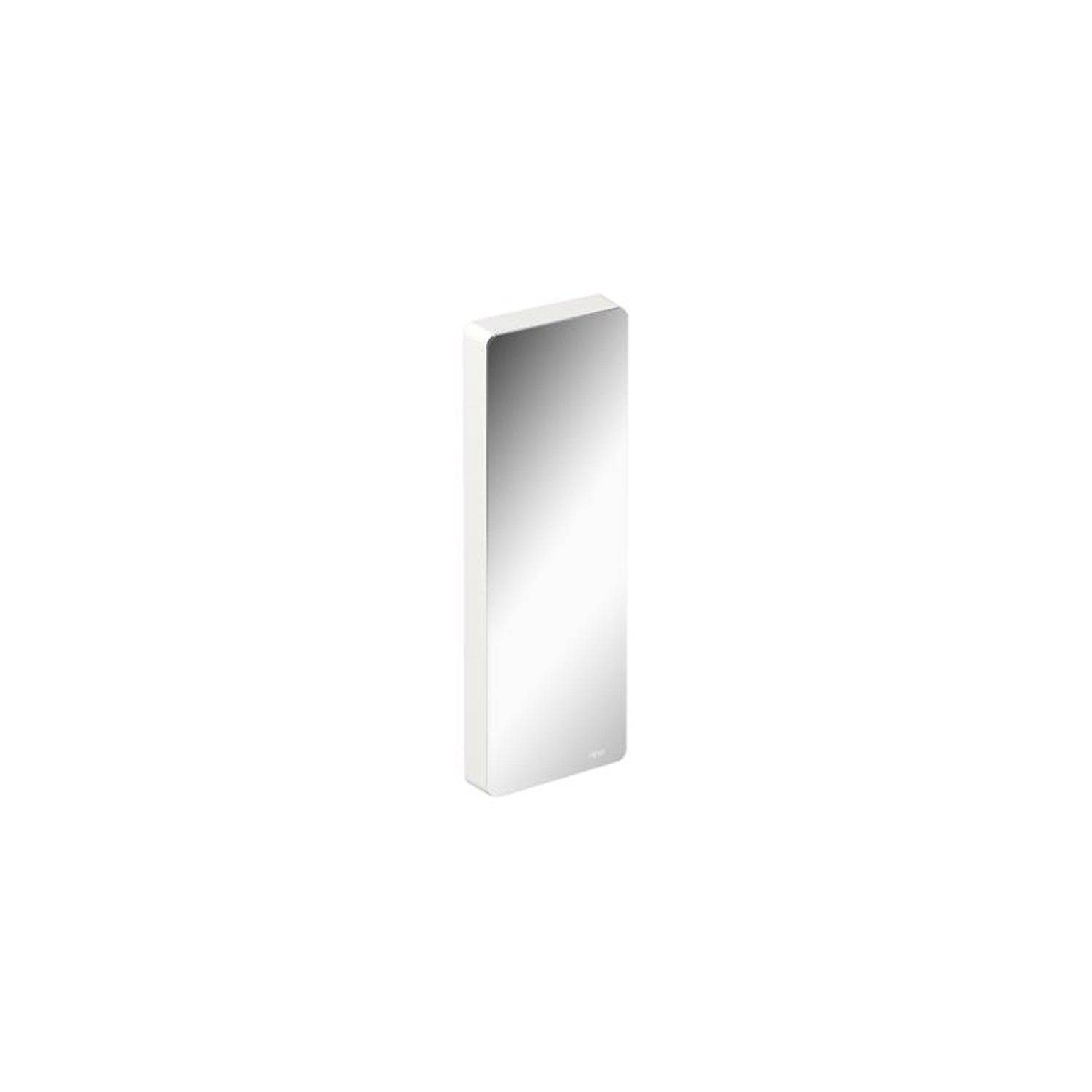 Freestyle Removable Hinged Grab Rail Cover with a chrome finish on a white background
