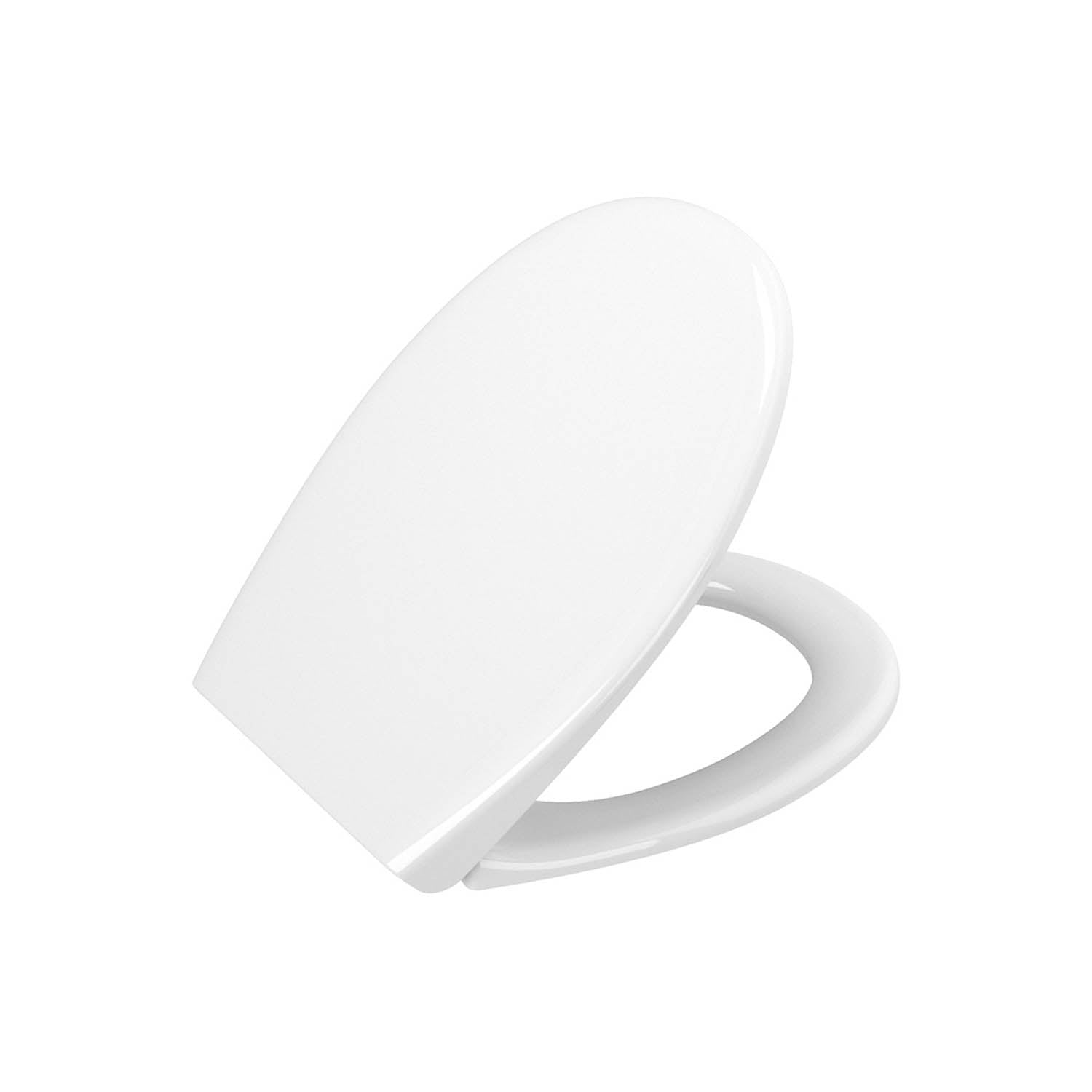 Consilio Toilet Seat and Cover on a white background