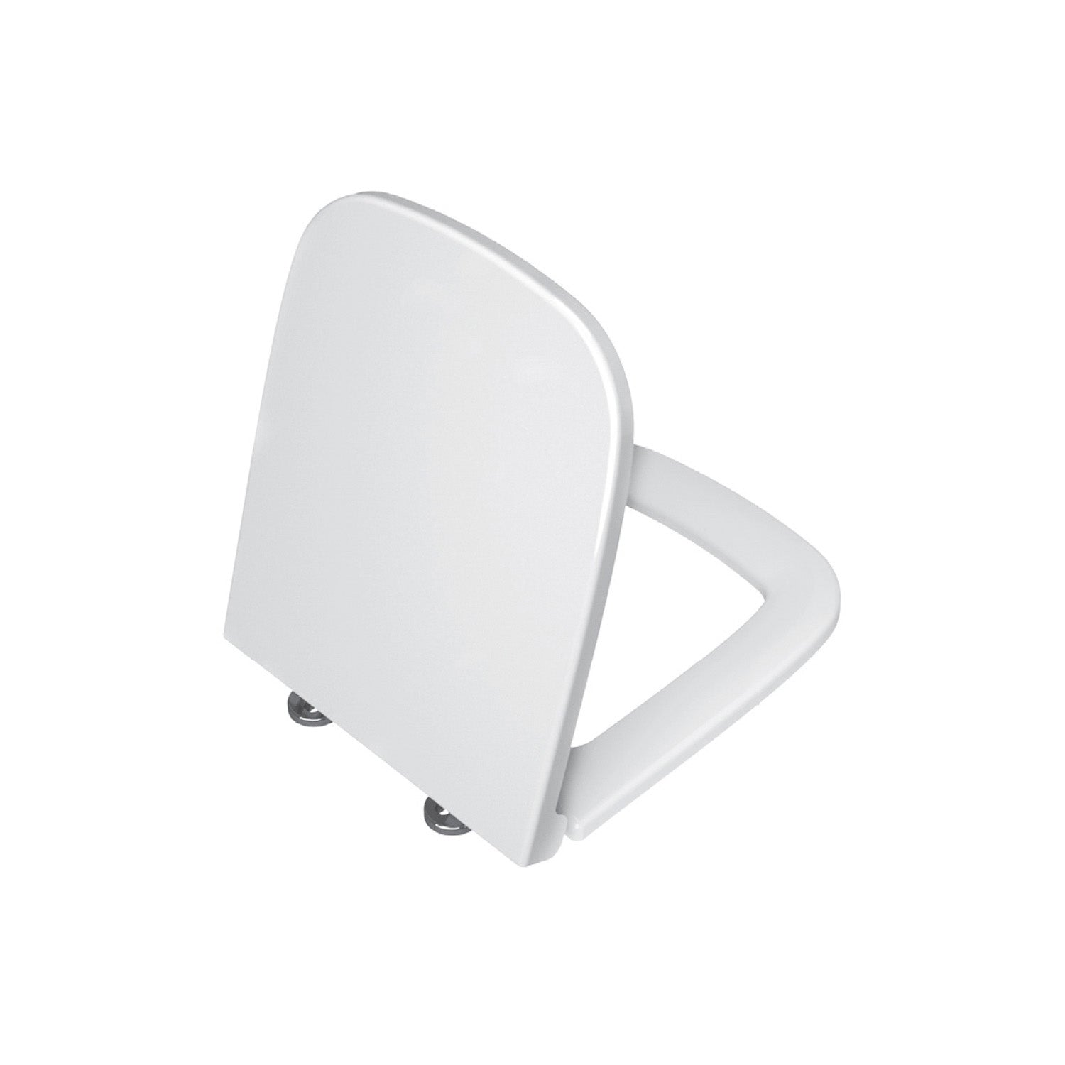 Consilio Close Coupled Toilet Seat and Cover on a white background
