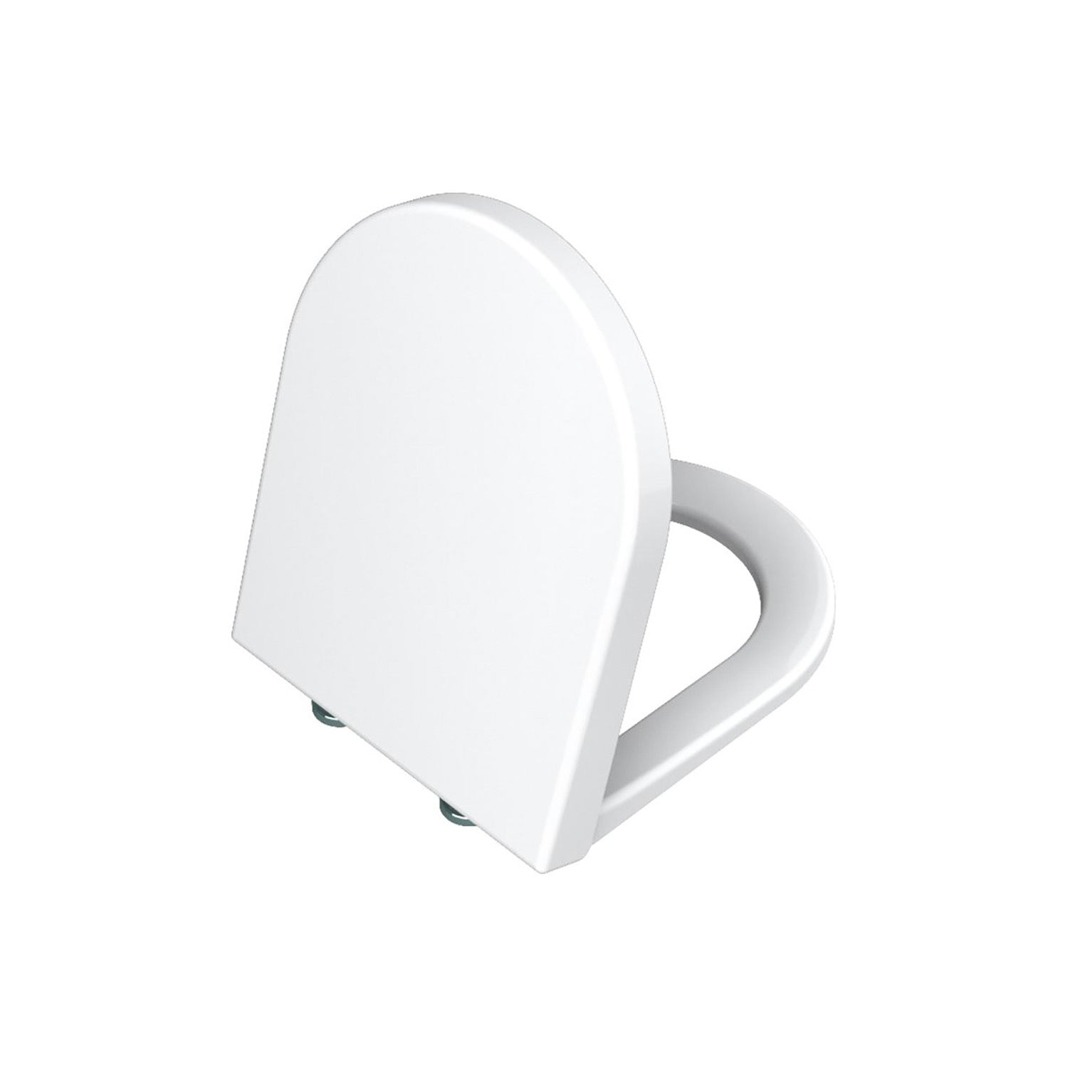 Vesta Close Coupled Seat and Cover on a white background