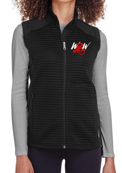 W2W Ladies Spyder Vest