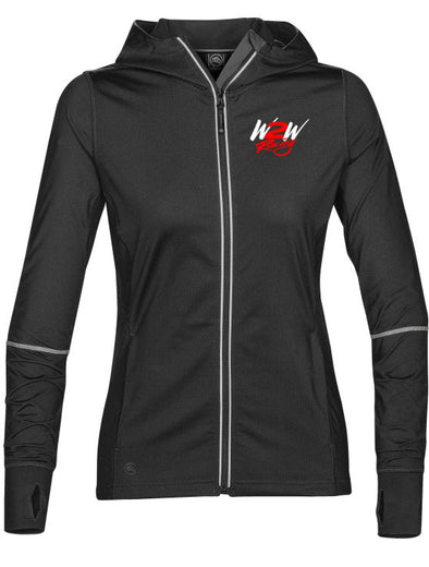 W2W Ladies Apex Full Zip Jacket