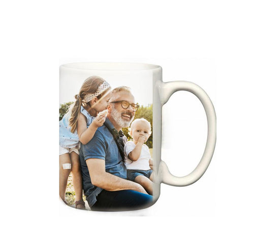 Large 15oz Photo Mug
