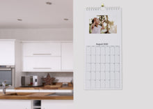 Load image into Gallery viewer, Wall Hanging Photo Calendars (4562507268154)