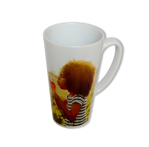 17oz Latte Mug with Photo