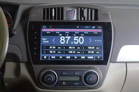 Listen to music in the car
