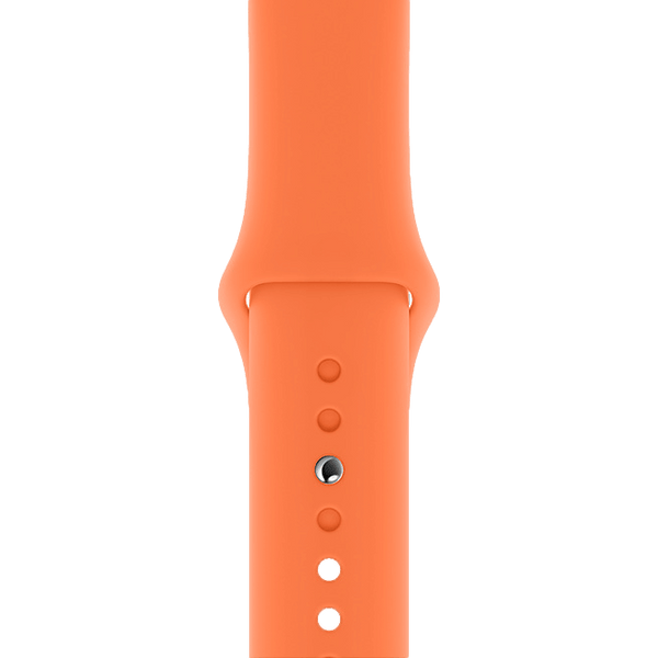 Goldfish Orange Apple Watch Strap
