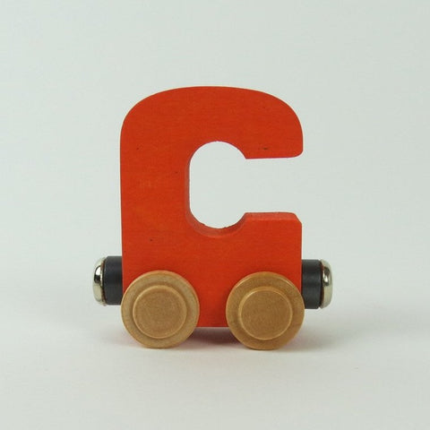 Name Trains Letter C